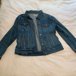 Denim Madewell Jacket, size large